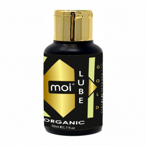 MOI Organic water based sex lubricant