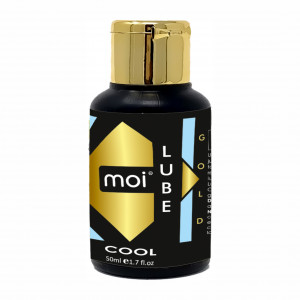 MOI cool sex lubricant