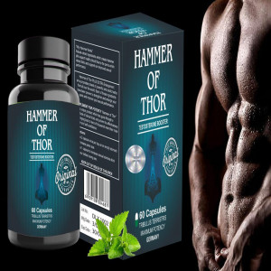 Hammer Of Thor Sexual Supplement Booster For Men